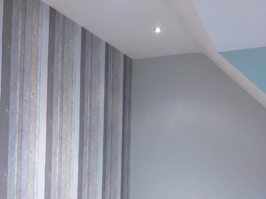 - Painting of bedrooms