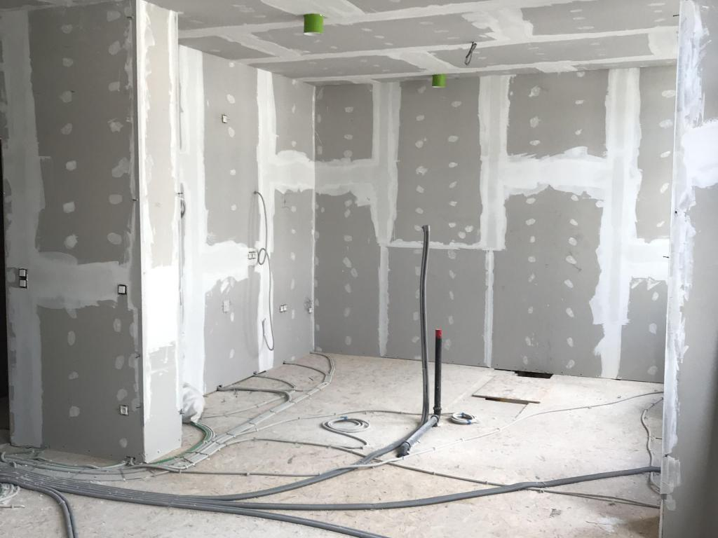 - Apartment 5 during the construction (3)